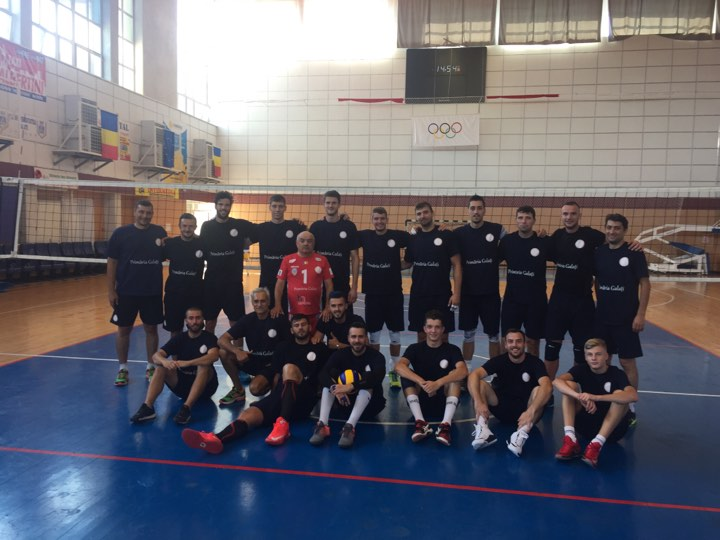 Волейболен клуб Аркада Галац