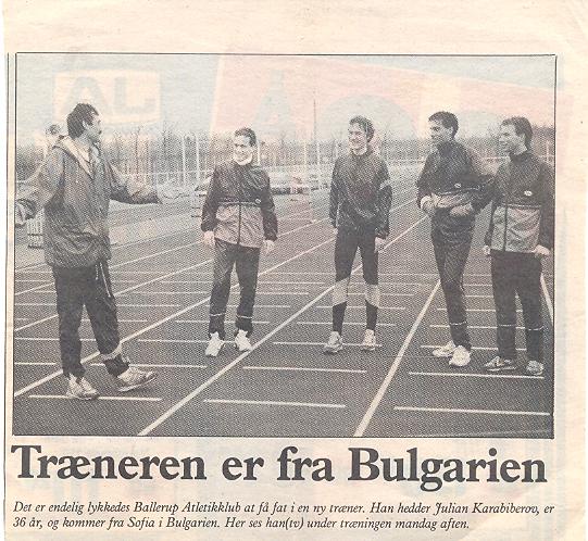 Клуб по Лека атлетика, Спарта Копенхаген