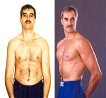 Юлиан свалил 12% мазнини и качил 25% мускулна маса за 3 месеца