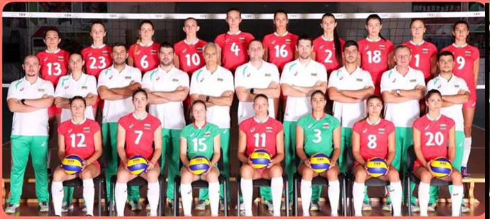 Волейболен отбор на България